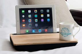iBed: ¡para usar la tablet hasta en la cama!