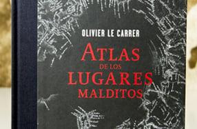 """""""Atlas de los lugares malditos"""", para los misteriosos"""