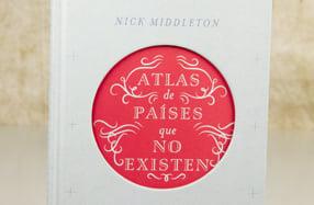 """""""Atlas de países que no existen"""", para los misteriosos"""