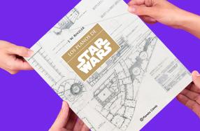 """""""Los planos de Star Wars"""", 250 planos y 500 fotos"""