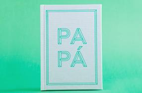 """""""3 minutos con papá"""", el diario para padres e hijos"""