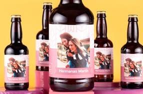 Pack cerveza personalizada, «Pink»