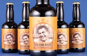 Pack cerveza personalizada, «Orla»