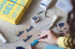 Kit de carvado de sellos
