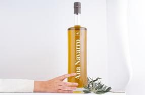 Magnum de Aceite de Oliva Premium personalizado