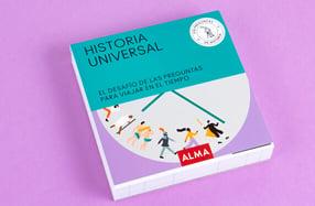 """""""Historia Universal"""", un desafío de preguntas"""