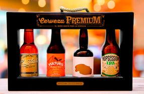 Estuche de cervezas para cata premium
