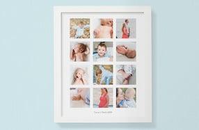 Lámina personalizada galería de fotos