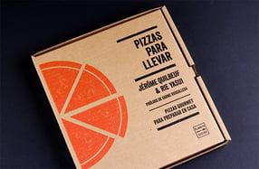 """Libro """"Pizzas para llevar"""" ¡Delicioso!"""
