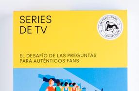 El desafío de series de TV para auténticos fans