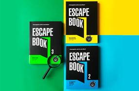 """Escape book. """"El secreto del Club Wanstein"""""""