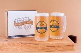 Jarras cerveza personalizadas, «Nombre»