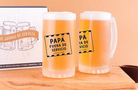 Jarras cerveza personalizadas, «Fuera de servicio»