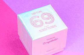 «Virtual 69», el juego íntimo para parejas a distancia