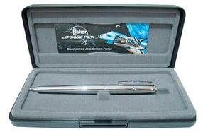 Fisher AG7, el bolígrafo usado por la NASA