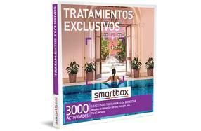 """""""Tratamientos exclusivos"""" de Smartbox"""