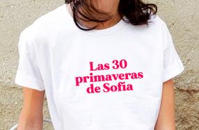 "Camiseta personalizada chica. Modelo ""Frase"""