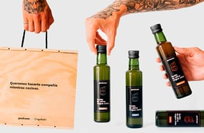 Pack gourmet de aceites Edición Especial GUAKAME