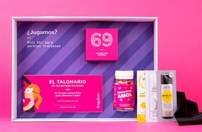 Mini kit para parejas traviesas