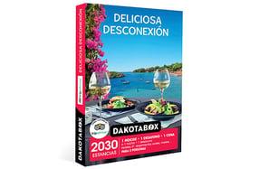 """""""Deliciosa desconexión"""" para dos Dakotabox"""