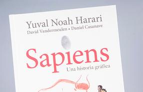 """Sapiens"", la novela gráfica del bestseller"