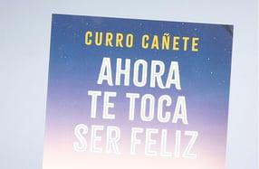 """Libro """"Ahora te toca ser feliz"""""""