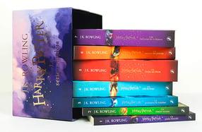 """""""Harry Potter"""", la colección completa"""