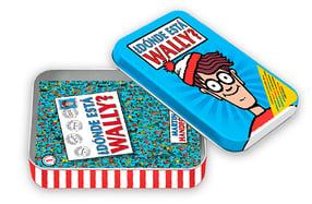 ¿Dónde está Wally? Edición especial en caja metálica