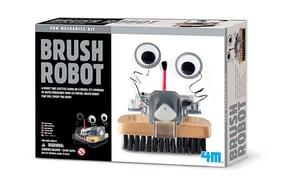 Kit para crear un cepillo robot