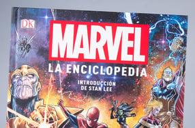 """""""Marvel: La enciclopedia"""" con introducción de Stan Lee"""