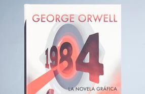 """""""1984"""" de G. Orwell en versión novela gráfica"""