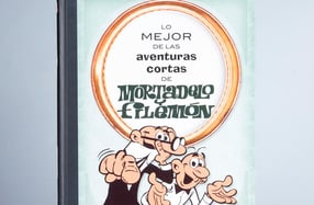 """""""Lo mejor de las aventuras de Mortadelo y Filemón"""""""