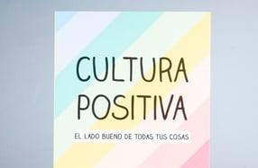 """""""Cultura positiva"""", el libro más optimista"""