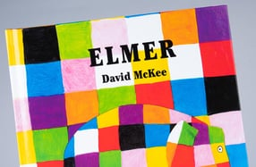 """""""Elmer"""", un cuento sobre la diversidad"""