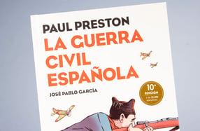 """La Guerra Civil española"" de Paul Preston, la novela gráfica"