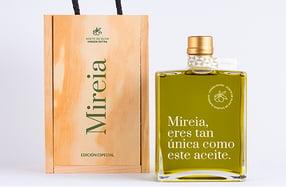 Frasco de Aceite de Oliva Premium personalizado