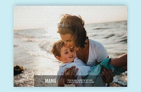 Puzzle personalizado para la mejor madre