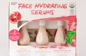 Kit de serum faciales hidratantes eco