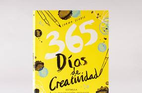 """365 días de creatividad"", un libro inspirador"