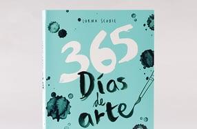 """Libro """"365 días de arte"""""""