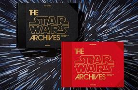 """""""Los Archivos de Star Wars"""""""