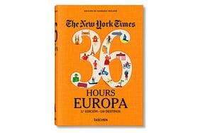 """36 horas, 130 fines de semana por Europa"""