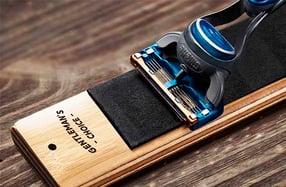 Afilador de maquinillas de afeitar