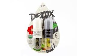 Mascarillas limpiadoras orgánicas DIY