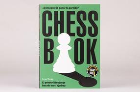 """""""Chess Book"""", el libro de enigmas de ajedrez"""