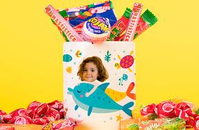 Taza personalizable para niños, «Sirenas»