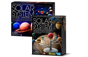 Juguetes educativos para amantes del espacio