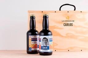 Pack cerveza personalizada, «Mosaico»