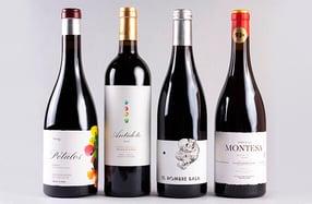 La selección de los mejores vinos en caja personalizada