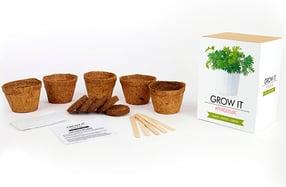Kit para cultivar tu propio jardín afrodisíaco